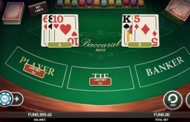 casino games for shy people and introverts mini baccarat