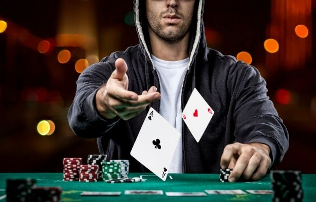 casino games for shy people and introverts poker